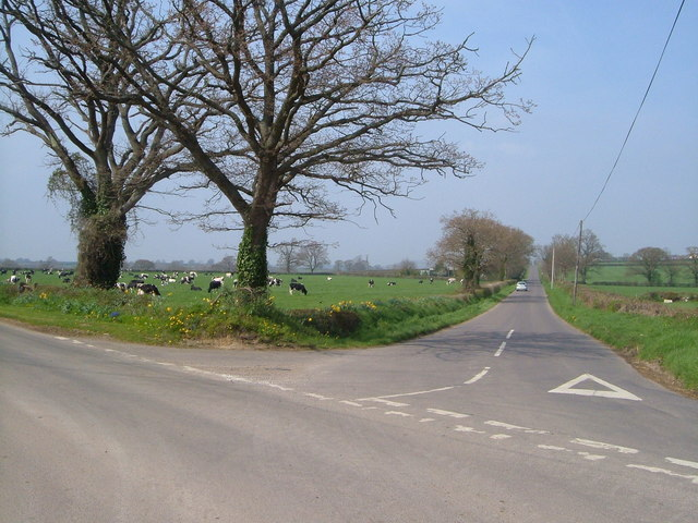 Junction at Newhouse Farm