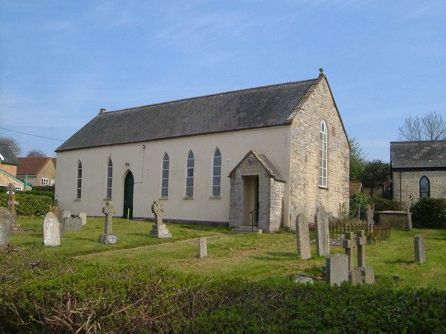Curland Methodist Chapel