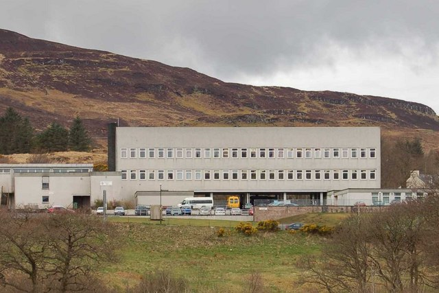 Portree High School