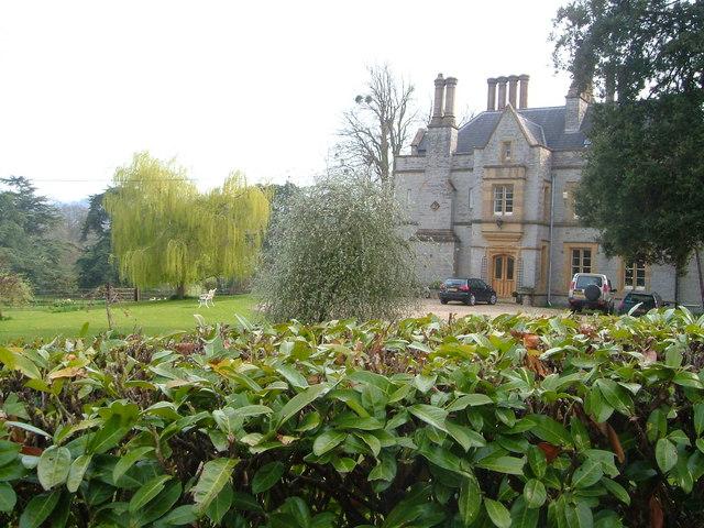 Staple Fitzpaine manor house