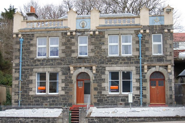 Portree Masonic Hall