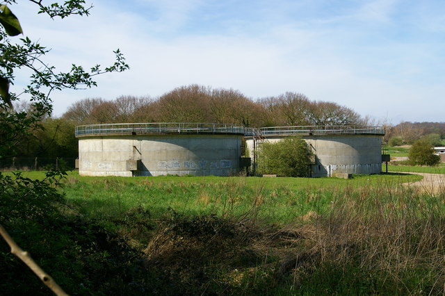 Rayleigh Sewage Works