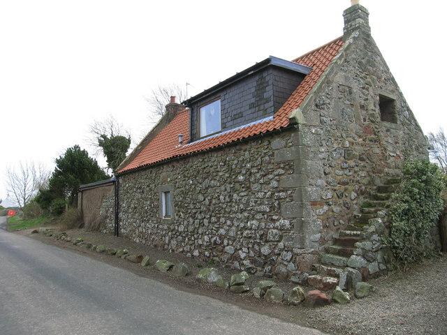 Greenburn Cottage, Auchencrow