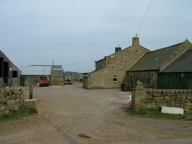 Belsay Barns