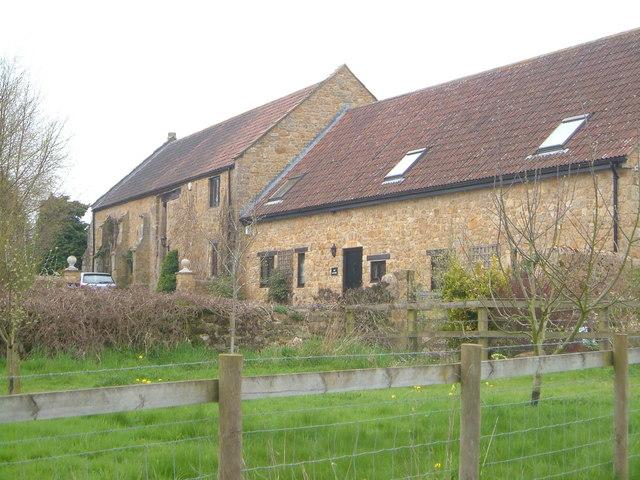Barn conversion, Kingstone Farmhouse