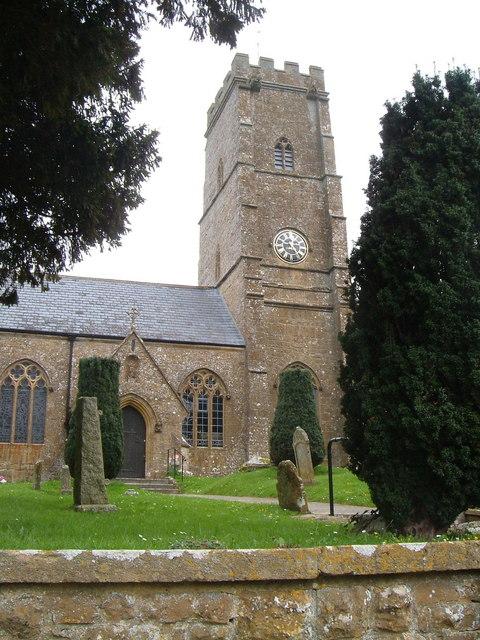 St Andrew's church, Dowlish Wake