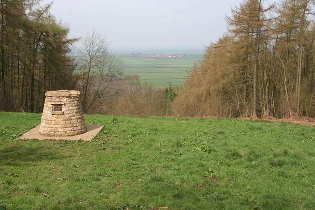Beacon Hill, Barkestone Wood