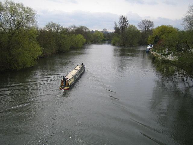 River Thames near Bray