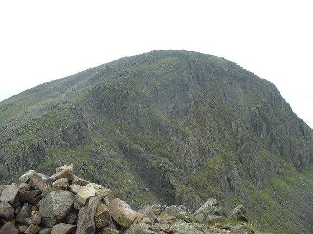Gable Crag from Green Gable