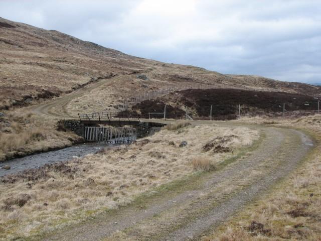 Luban Feith a' Mhadaidh bridge