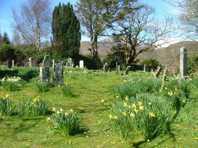 Kilmarie Burial Ground