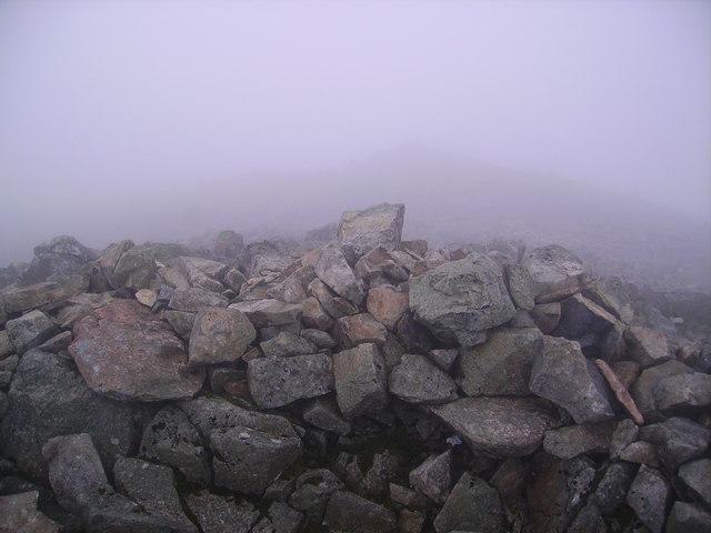 Summit Cairn Kirk Fell