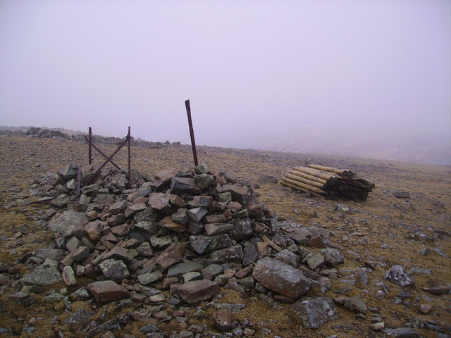Summit Cairn Brandreth