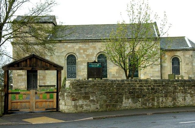 Saint Peter's Church, Elmton