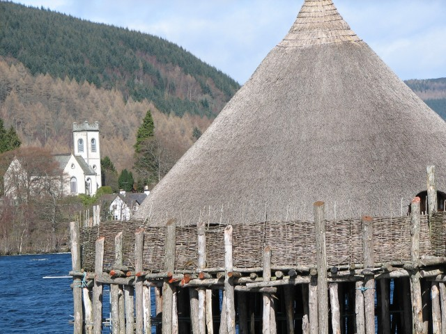 Crannog and Kenmore Church