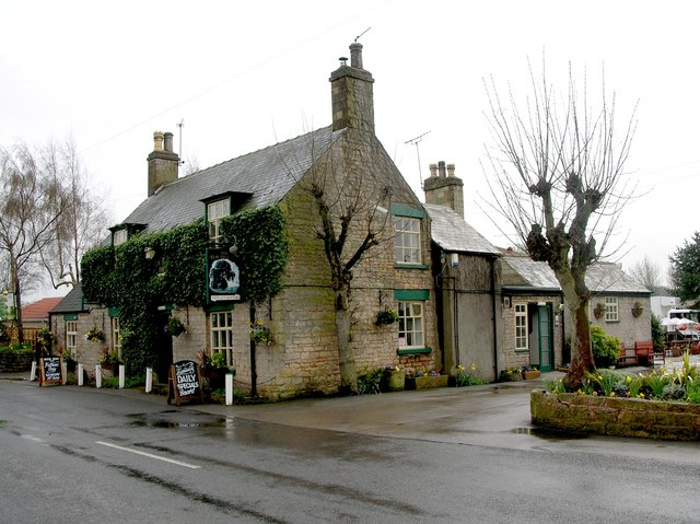 Elm Tree Inn, Elmton.