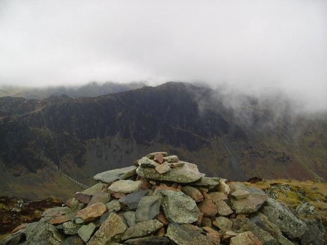 Summit Fleetwith Pike