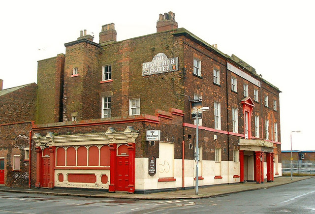 Goole, The Lowther Hotel
