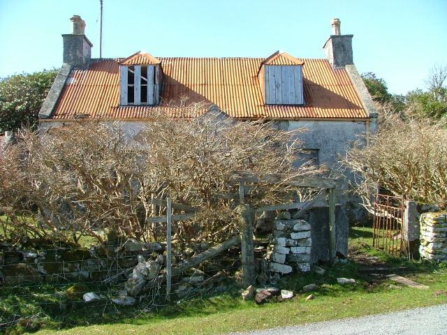 Deserted Crofthouse