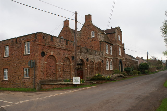 Castle House and Gate Cottage