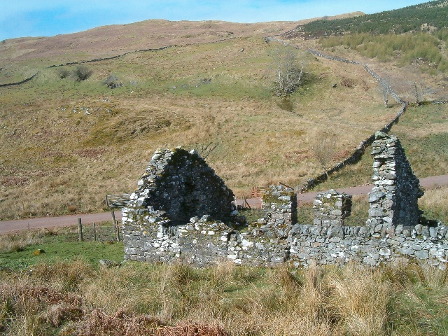 Ruin at Glenmoine