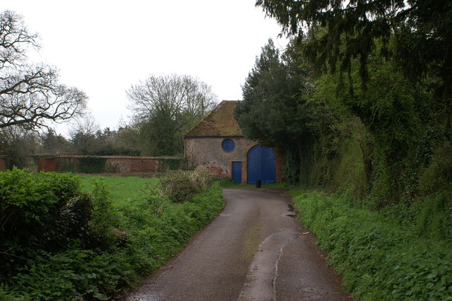 Blue Door Barn