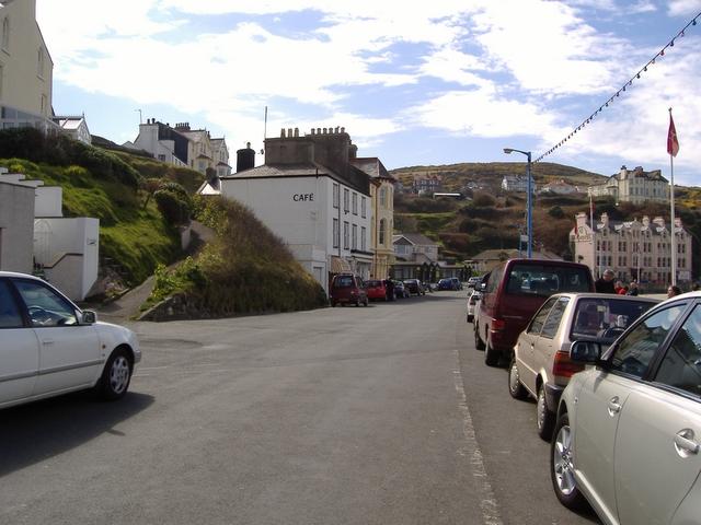 Shore Road, Port Erin