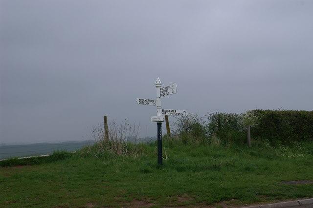 Dancing Hill Road Junction