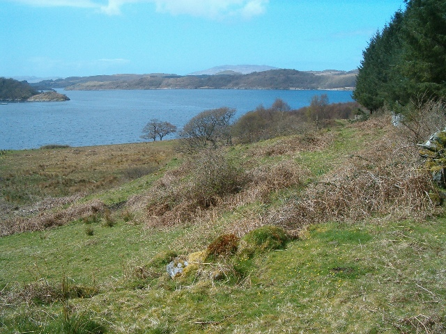 Loch Craignish from near Ormaig