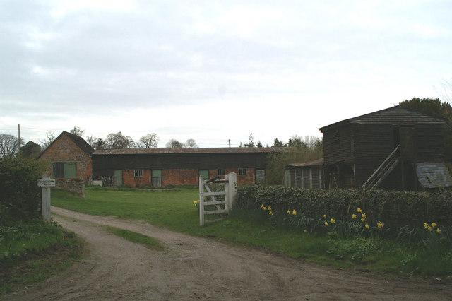 Barns at Frogham Farm