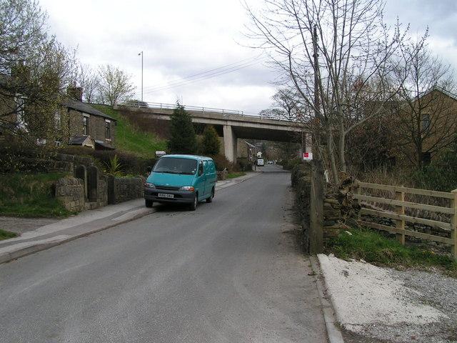 Swallow House Lane, Hayfield