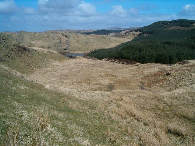 Towards Lochan Fearphorm