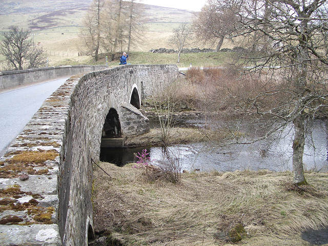 Bridge at Amulree