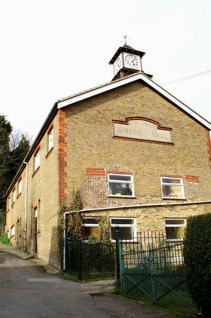 Temple Ewell Parish Hall