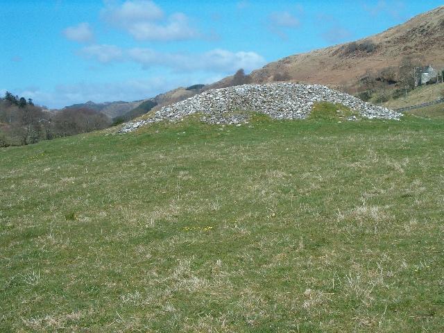 Glebe Cairn at Kilmartin