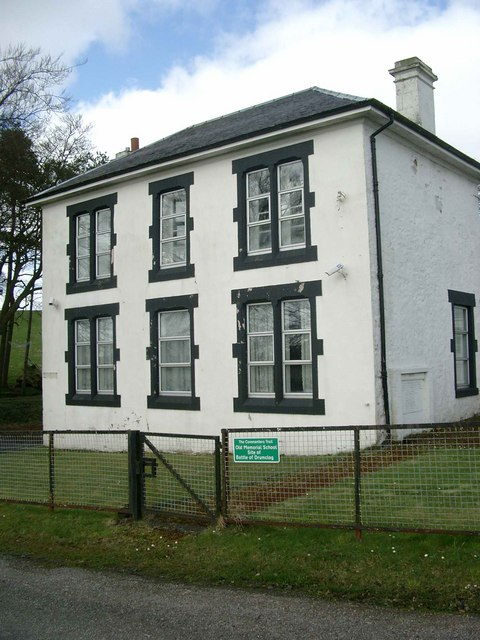 The Old Memorial School, Drumclog