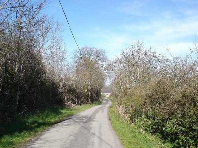 Moelfre lane