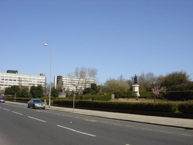 Kings Gardens , Stanley Road, Bootle