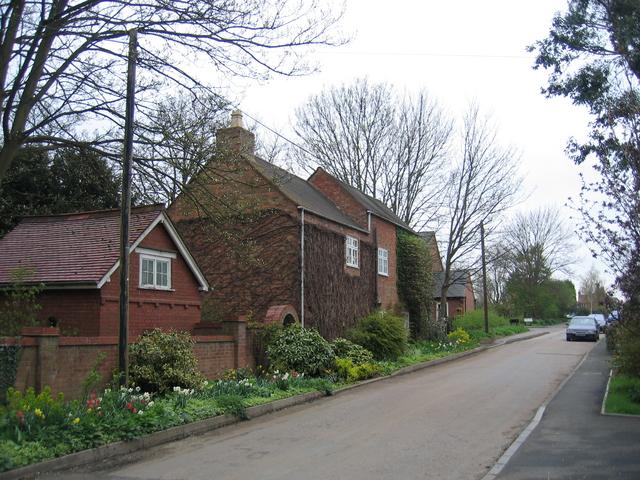 Idlicote Road, Halford