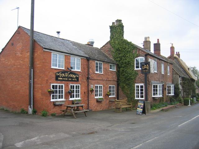 The Fox and Goose Inn, Armscote