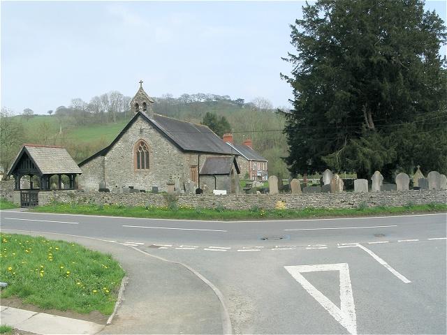 Church at Llanwrda