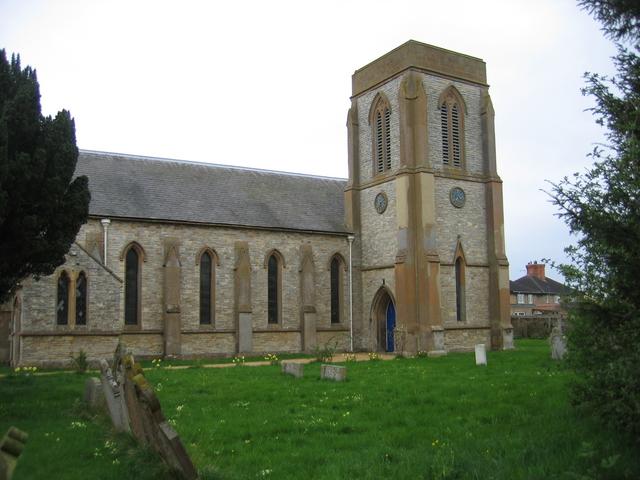 St David's Church, Newbold-on-Stour