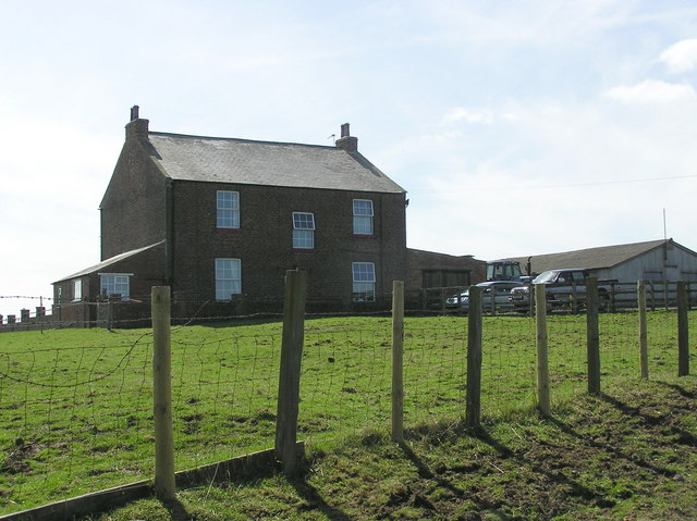 South Burdon Farm.