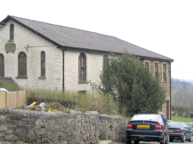 Troedrhiwdalar Chapel