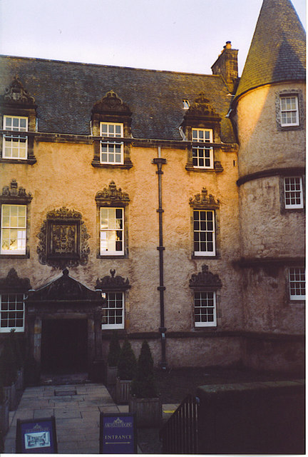 Argyll's Lodging, Stirling.