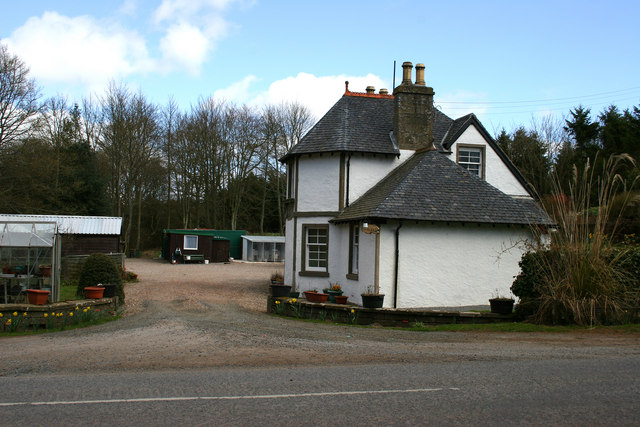 MId Lodge - Fotheringham Estate