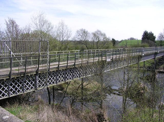 Low Hail Bridge : Hurworth.