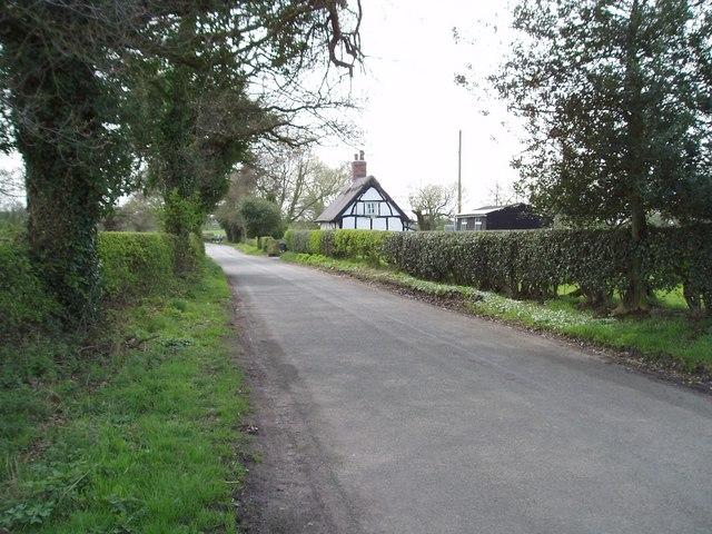 Parkside Cottage, Sudlow Lane