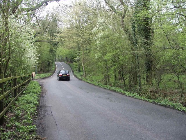 Woodfield Lane, near Tyler's Causeway, Hertfordshire