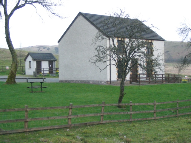 Conservation Centre at Pentre Dolau Honddu